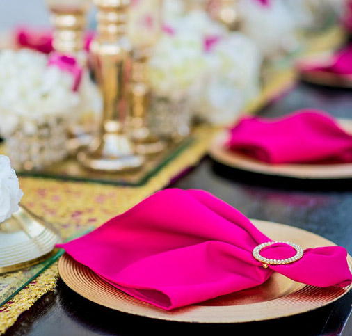 Table Decor + Accessories