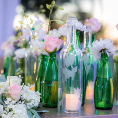 Single Flower Centerpiece