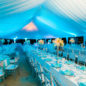 White Wedding Tent with Liner