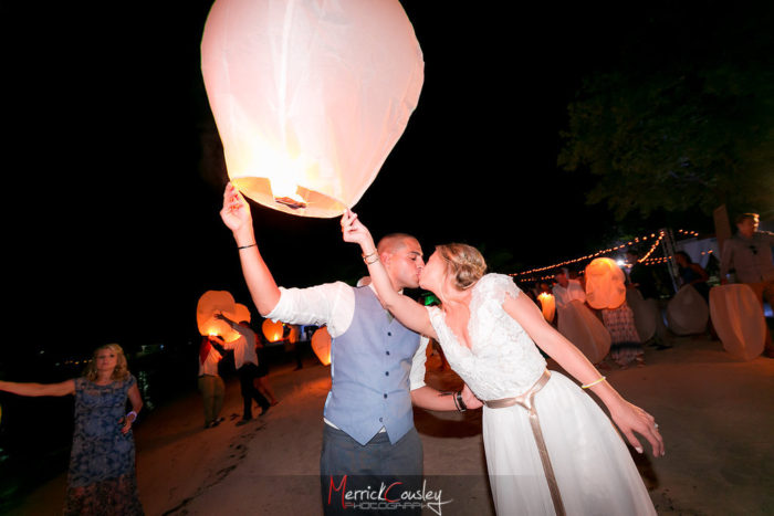 Luxury beach wedding in Jamaica by TDC