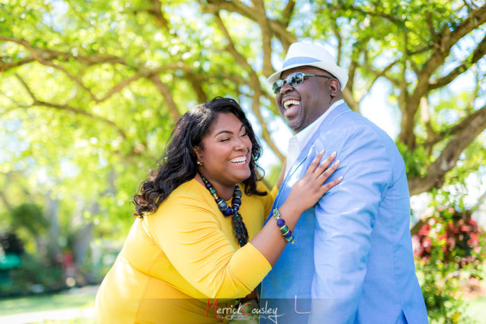 Engagement shoot in Jamaica by TDC