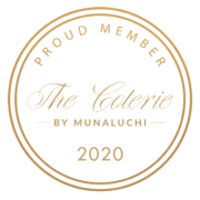 2020 Proud Coterie Member Badge
