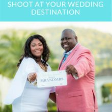 Engagement shoot in Jamaica by The Destination Collective